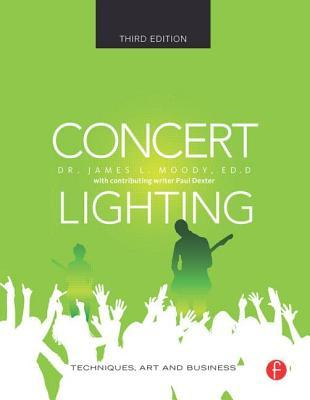 Concert Lighting by James Moody