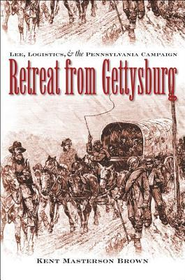 Retreat from Gettysburg by Kent Masterson Brown
