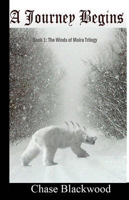 A Journey Begins: Book 1: The Winds of Moira Trilogy