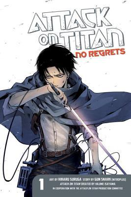 Attack on Titan: No Regrets, Vol. 1