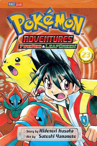 Pokémon Adventures, Vol. 23