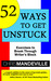52 Ways to Get Unstuck: Exercises to Break Through Writer's Block (52-Ways Book #1)