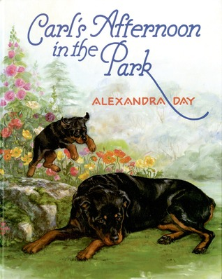 Carl's Afternoon in the Park by Alexandra Day