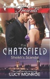 Sheikh's Scandal (The Chatsfield, #1)
