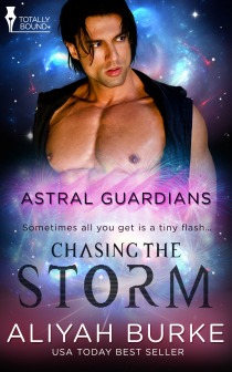 Chasing the Storm (Astral Guardians, #1)
