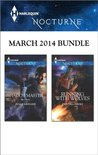 Harlequin Nocturne March 2014 Bundle: Shadowmaster\Running with Wolves
