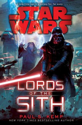 Star Wars - Lords of the Sith (REQ) - Paul S. Kemp