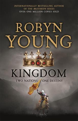 Kingdom (The Insurrection Trilogy, #3)