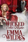 Wicked All Night (Wickedly Yours, #1)