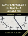 Contemporary Strategy Analysis with Strategic Managment Set