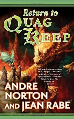 Return to Quag Keep by Andre Norton