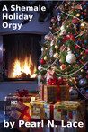 A Shemale Holiday Orgy (Transsexual Sex Party)