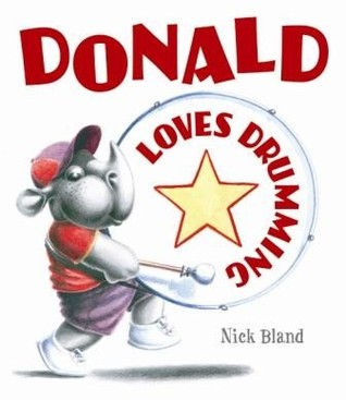 Donald Loves Drumming