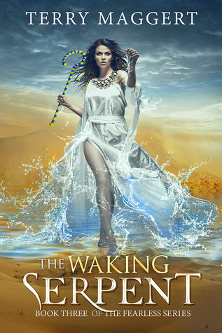 Fearless 03 - The Waking Serpent - Terry Maggert