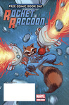 Rocket Racoon (Free Comic Book Day)