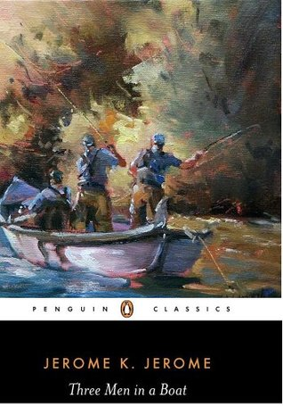 Free download Three Men in a Boat (To Say Nothing of the Dog) by Jerome K. Jerome, A. Frederics PDB