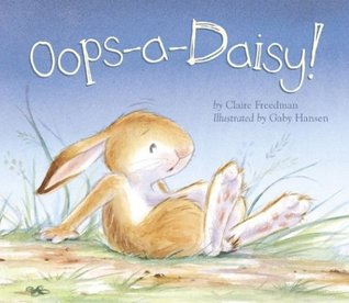 Oops A Daisy! by Claire Freedman