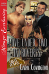 Love Under Two Introverts (Lusty, Texas #21)