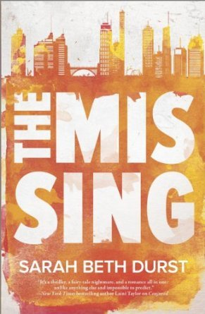 The Missing (The Lost, #2)