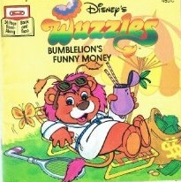Bumblelion's Funny Money by Walt Disney Company