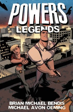 Powers, Vol. 8 by Brian Michael Bendis