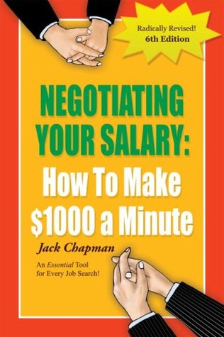 Negotiating Your Salary    6th Ed