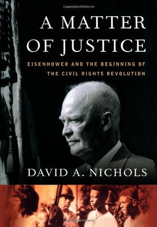 A Matter of Justice by David A. Nichols