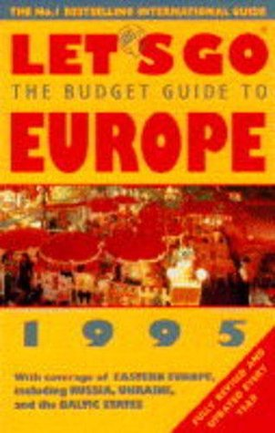 Let's Go Europe 1995