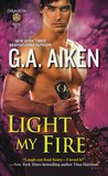 Light My Fire (Dragon Kin, #7)