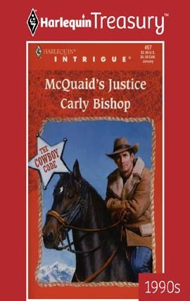 McQuaid's Justice (The Cowboy Code #1)