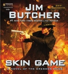 Skin Game (The Dresden Files #15)