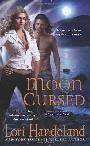 Moon Cursed (Nightcreature, #10)