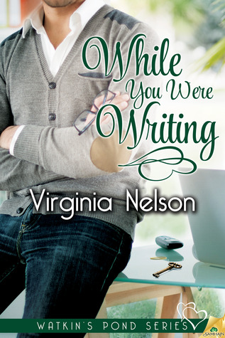 While You Were Writing (Watkins Pond)