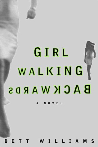 Girl Walking Backwards by Bett Williams