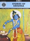 Stories Of Krishna (Amar Chitra Katha) 5 in 1