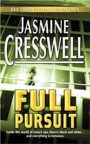 Full Pursuit by Jasmine Cresswell