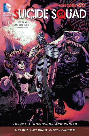 Suicide Squad, Vol. 4: Discipline and Punish