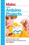 Basic Arduino Projects by Don Wilcher