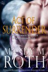 Act of Surrender (PSI-Ops / Immortal Ops, #2)