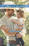 The Texan's Little Secret (Texas Rodeo Barons, #2)