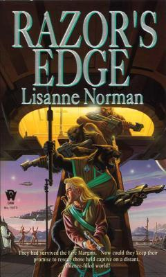 Razor's Edge by Lisanne Norman