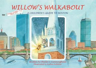 Willow's Walkabout by Sheila S. Cunningham