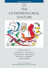 The Entrepreneurial Venture