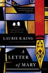 A Letter of Mary (Mary Russell, #3)