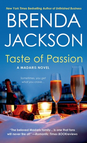 Taste of Passion by Brenda Jackson