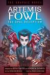 The Opal Deception: The Graphic Novel (Artemis Fowl: The Graphic Novels, #4)