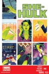 She-Hulk #2 (She-Hulk, Vol. 3, #2)