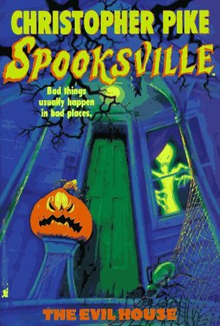 The Evil House by Christopher Pike