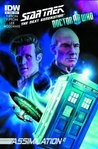 Star Trek The Next Generation Doctor Who Assimilation2 #1 (2nd ptg)