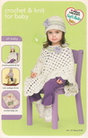 Crochet Knit for Baby (Book 0728)